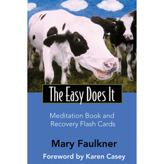 The Easy Does It - Meditation Book & Recovery Flash Cards