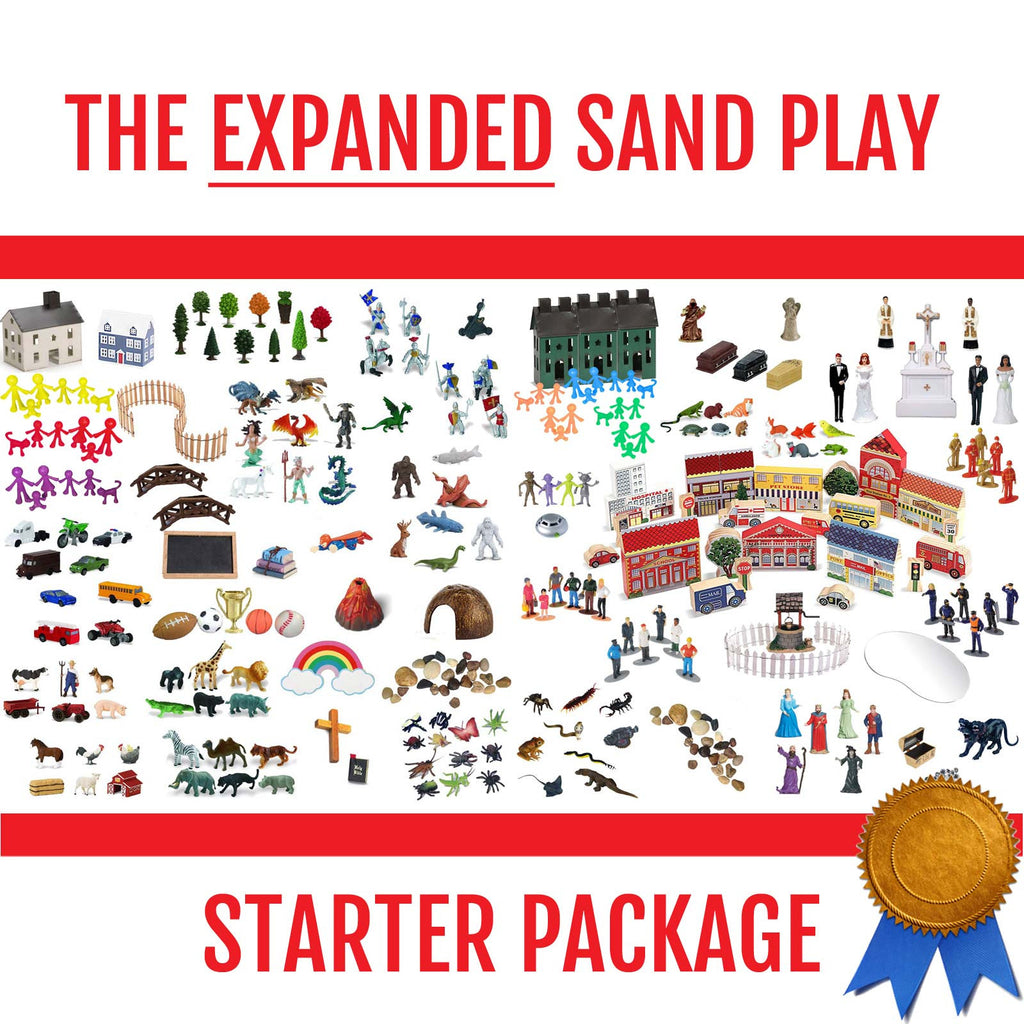 The Expanded Sand Play Starter Package