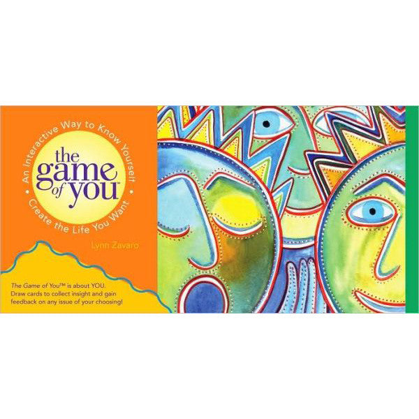 The Game of You (Card Game & Book Set)