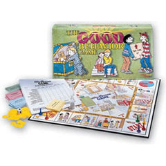 The Good Behavior Board Game