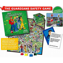 The Guardians Safety Game