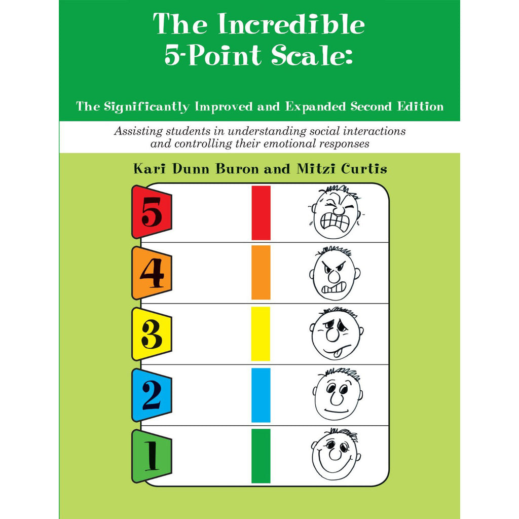 The Incredible 5-Point Scale - Second Edition