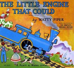 """The Little Engine That Could"" Book"