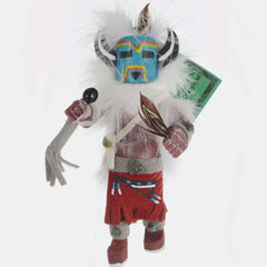 The Medicine Man Kachina Doll
