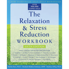 relaxation and stress reduction workbook pdf