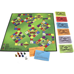 The Road to Health Board Game