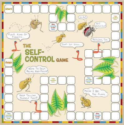 The Self-Control Game (Includes Inventory)