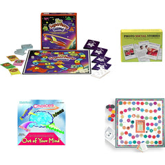 The Social and Emotional Competence Game Package