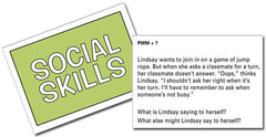 The Social Skills Game (Includes 3 Inventories)