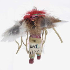 The Spirit Hawk Kachina Doll