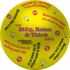Stop, Relax & Think Ball
