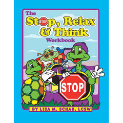 The Stop, Relax & Think Workbook w/ CD
