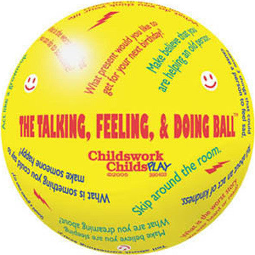 The Talking, Feeling & Doing Ball