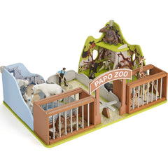 'The Papo Zoo' Playset