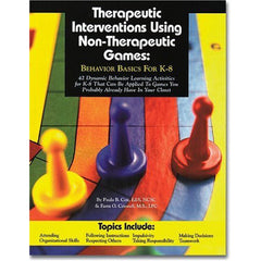 Therapeutic Interventions Using Non-Therapeutic Games: