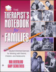 The Therapist's Notebook for Families