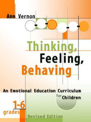 Thinking, Feeling, Behaving: Grades 1-6 (Includes CD)