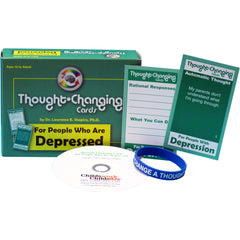 Thought-Changing Card Kit - For People Who Are Depressed