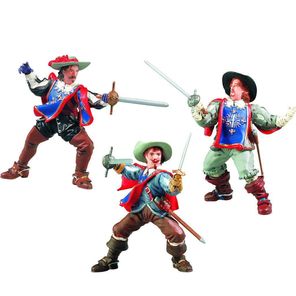 Miniature - The Three Musketeers