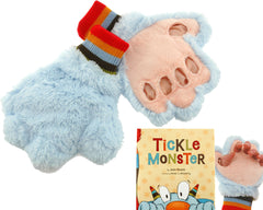 TICKLE Monster (Puppet Mitts & Book Set)