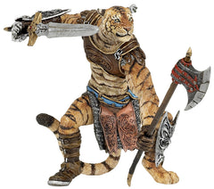 "Miniature - ""Tiger-Human"" Mutant"