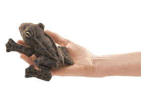 Small Pets - Toad Finger Puppet