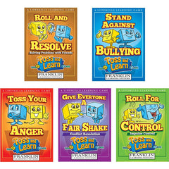 Toss and Learn: Set of 5 Games