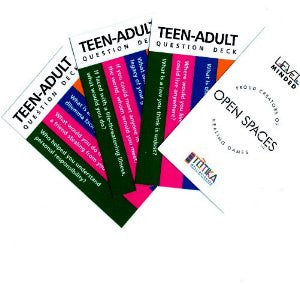 Principles, Values & Beliefs 'Teen & Adult' Question Deck