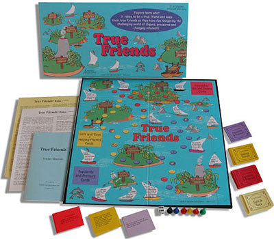 True Friends Board Game