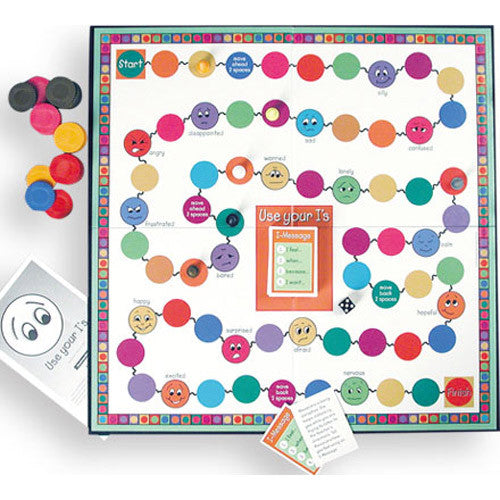 Use Your I's Board Game