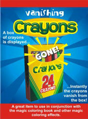 Vanishing Crayons - A Magic Counseling Trick