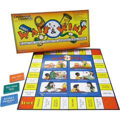 Wait & Win! Board Game