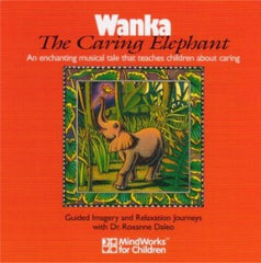 Wanka The Caring Elephant CD