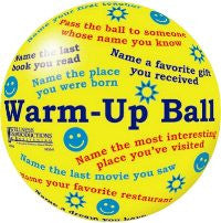 Warm-Up Ball