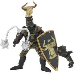 Miniature - Knight, Weapon Master Bull