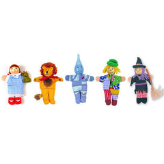 Wizard of Oz Finger Puppets (Set of 5)
