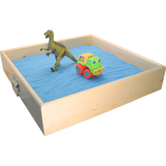 Wooden Portable Sand Tray (Reversible - 2 Depths)