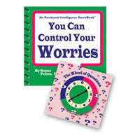 You Can Control Your Worries (3 Games & CD-ROM)
