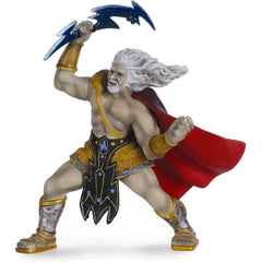 "Zeus - King of the Gods (4.25"" Poseable Figure)"