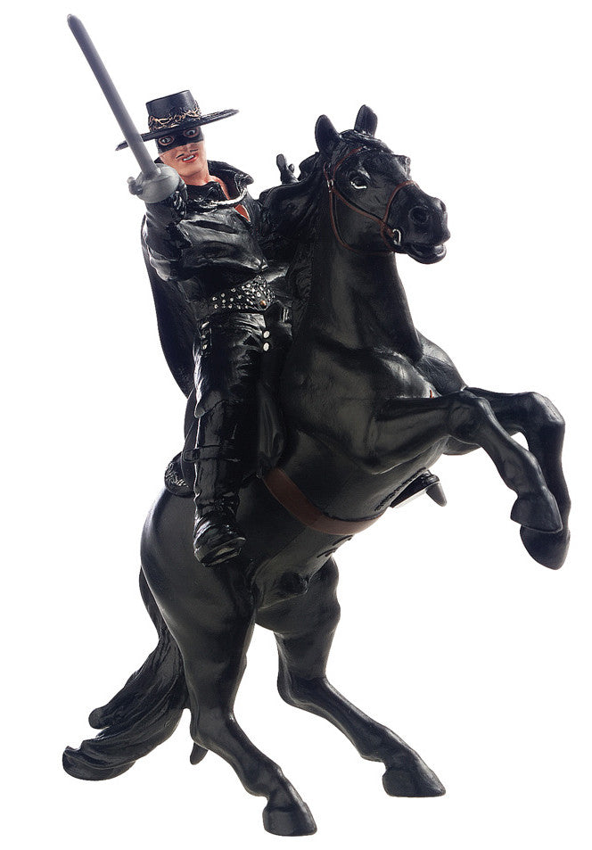 Zorro & His Mighty Steed (2-Piece Set)
