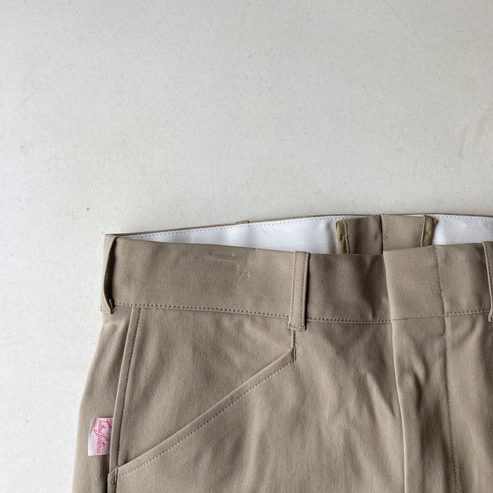 Tailored Sportsman Men's Breeches / Tan or White