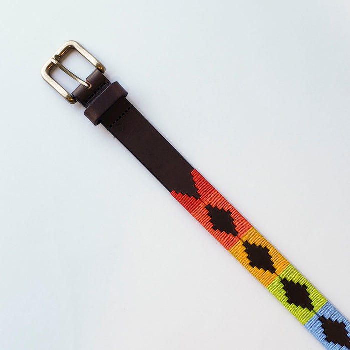 Pampeano Polo Belts - Colors