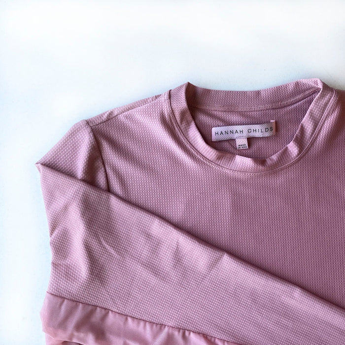 Hannah Childs Janelle Long Sleeve Tee