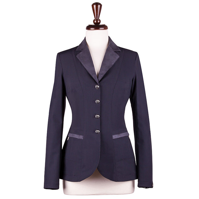 sarm hippique verbania show coat blue/navy