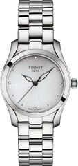 Tissot Wave Diamond T1122101103600 Dameur - Muuio