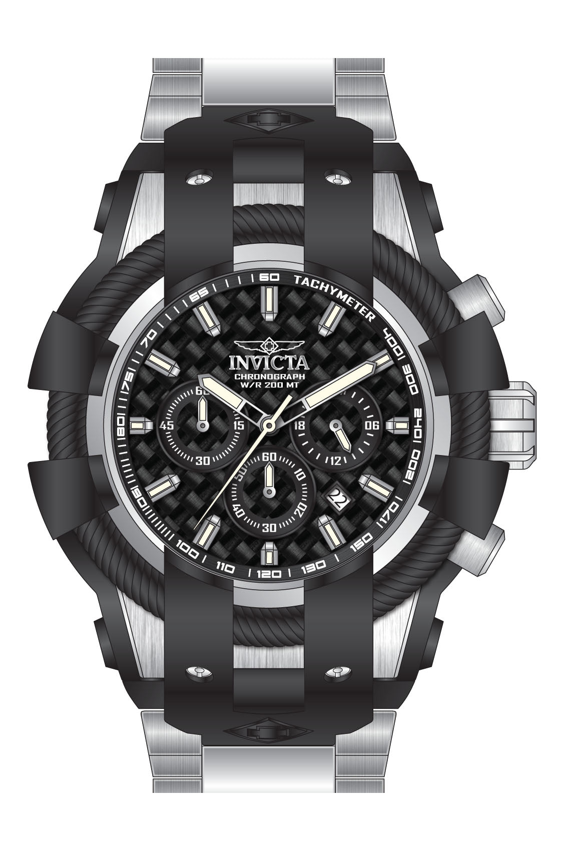 Image of   Invicta BOLT 26669 Herreur