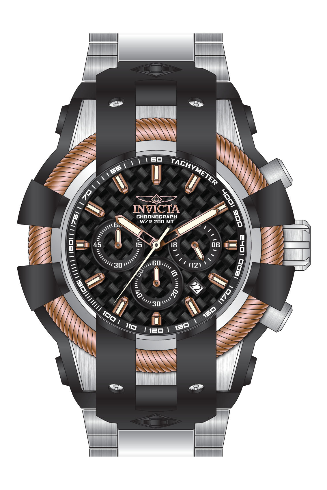 Image of   Invicta BOLT 26672 Herreur