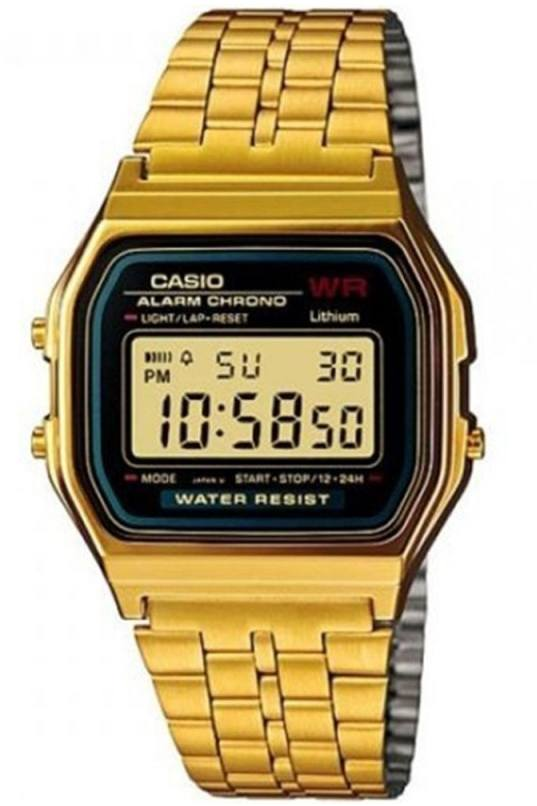Image of   CASIO A159WG-1 Herreur