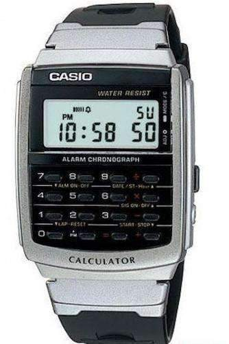 Image of   CASIO Data Bank CA-56-1D Herreur