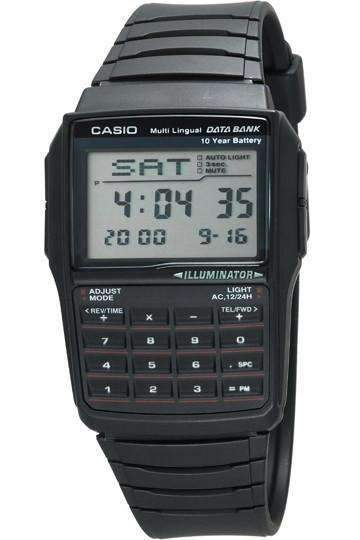 Image of   CASIO Databank Calculator DBC-32-1A Herreur